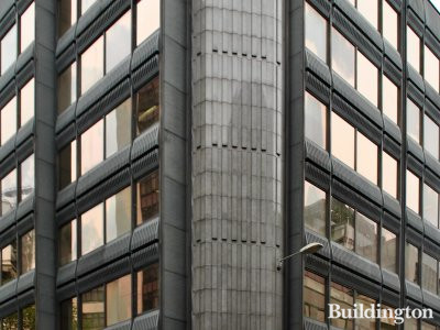 120 Fenchurch Street building in April 2012.