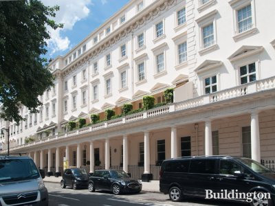 80 Eaton Square in Belgravia, London SW1.