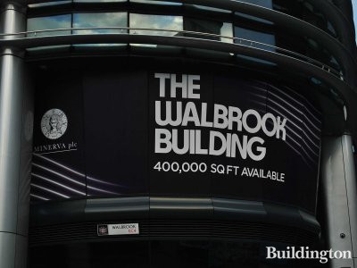 Walbrook Building just after completion in 2011.