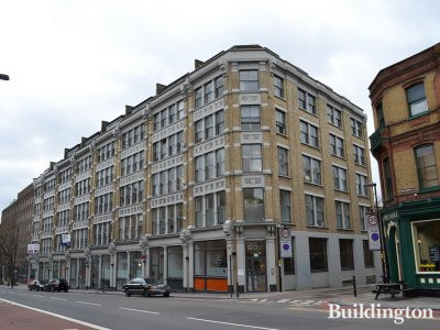 155-157 Farringdon Road
