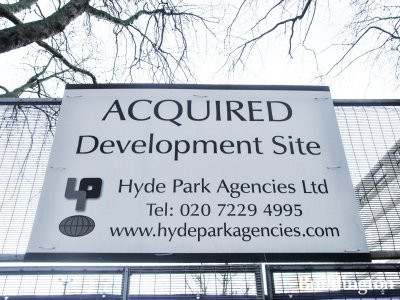 North Westminster Community School. Acquired development site, Hyde Park Agencies Ltd www.hydeparkagencies.com