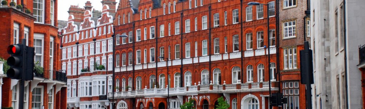 65 Pont Street in London SW1