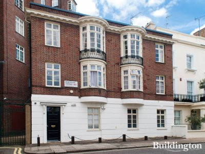 3-4 Montpelier Terrace in Knightsbridge, London SW7.