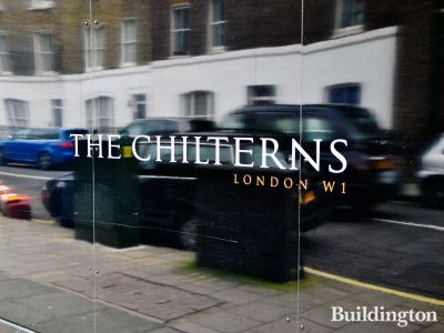 The Chilterns development in Marylebone, London SW1.