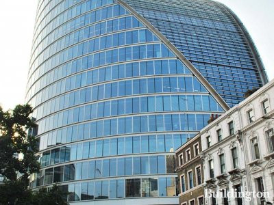 Moor House at 120 London Wall in London EC2