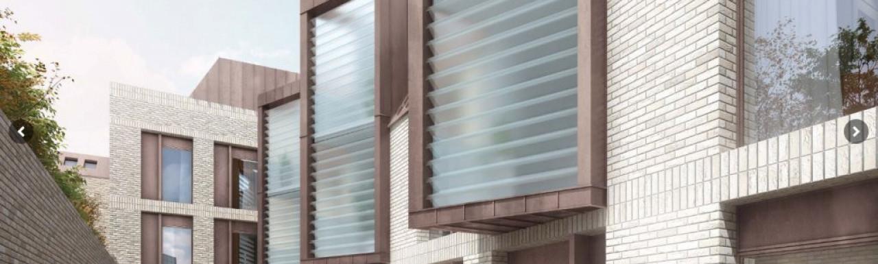 Screen capture of 363-365 Clapham Road development on CareyJones ChapmanTolcher website at cjctstudios.com