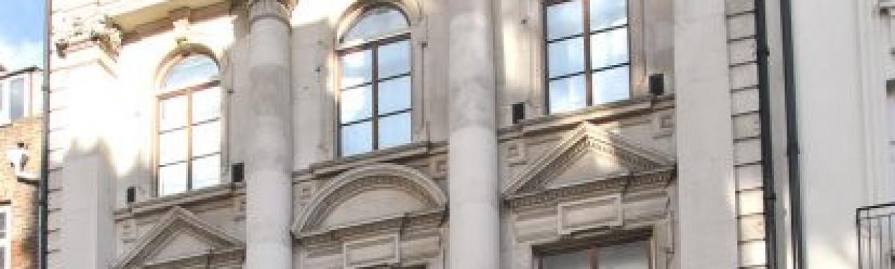 10 Duke Street building in St James's, London SW1.