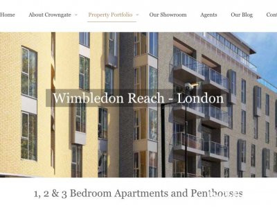 Wimbledon Reach on Crowngate International website