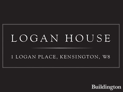 Logan House in Kensington W8