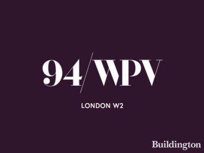 94 Westbourne Park Villas development in Bayswater, London W2.
