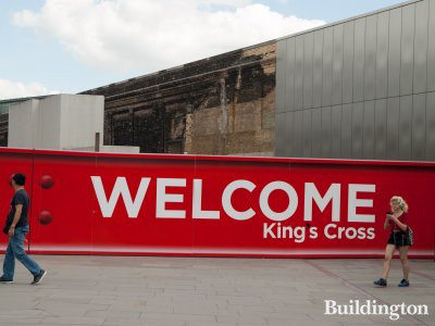 Welcome to King's Cross
