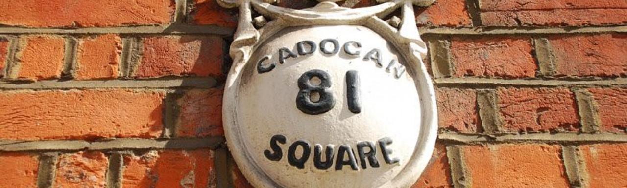 81 Cadogan Square in Belgravia, London SW1