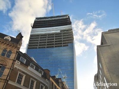 20 Fenchurch Street in December 2012