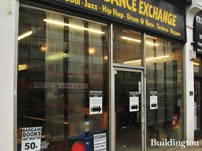 Soul & Dance Exchange moving out from 42 Notting Hill Gate