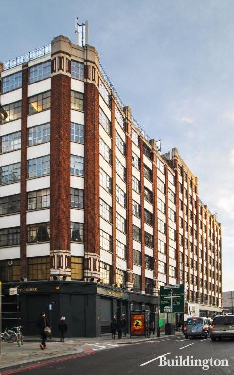 Shoreditch High Street: The Tea Building - Shoreditch High Street E1 6JJ