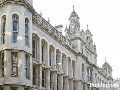 The Maughan Library