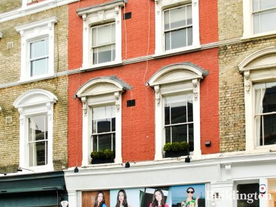 185 Westbourne Grove in May 2012
