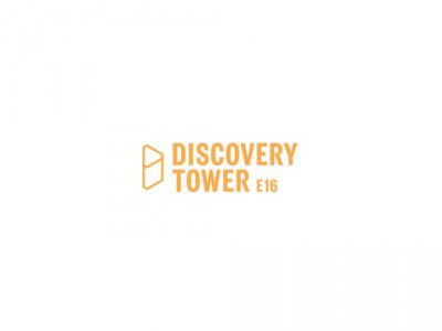 Discovery Tower logo at www.discoverytowere16.com