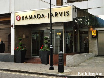 Formerly Ramada Jarvis Hyde Park