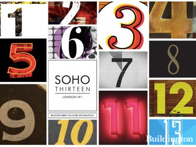 Soho Thirteen at sohothirteen.com - 13 limited edition apartments are advertised separately.