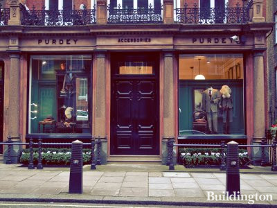Purdey at Audley House