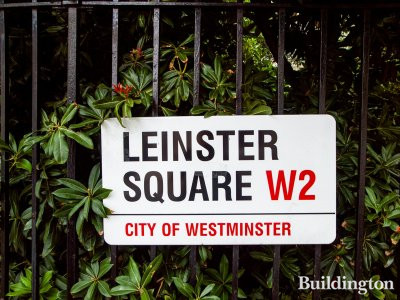 The residents will have access to Leinster Square beautiful private gardens.