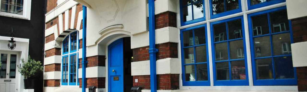 Former Chelsea Conservative Club