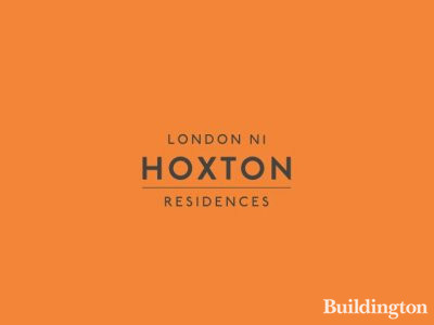 Screen capture of Hoxton Residences brochure on Colliers website colliersresidential.com