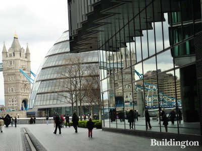 Tower Bridge, City Hall & 7 More London