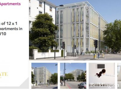 Screen capture of the Kingsgate Apartments page at Catalyst Homes website