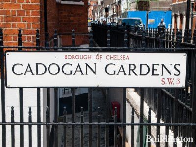 Cadogan Gardens, Royal Borough of Kensington and Chelsea SW3