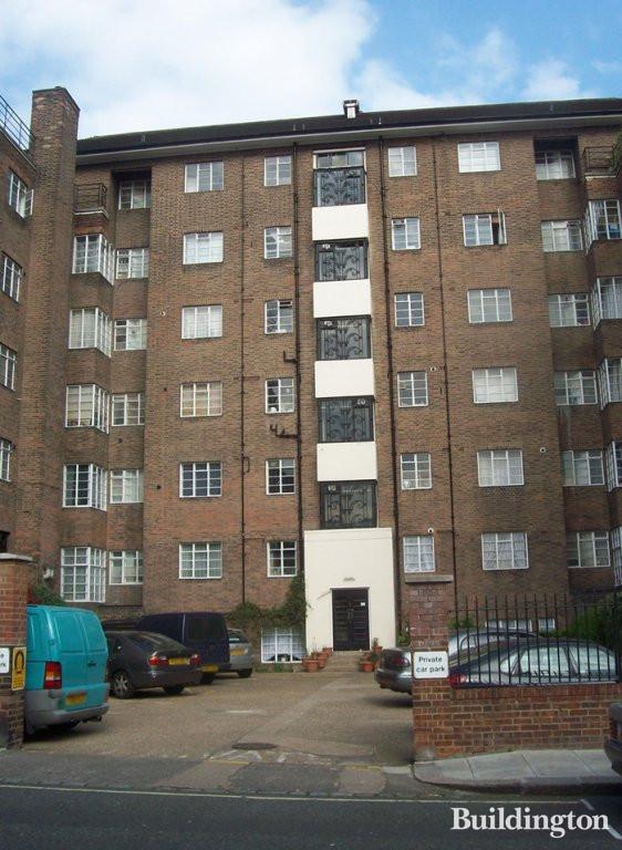 Hamilton Court - Maida Vale W9 1QR | Buildington