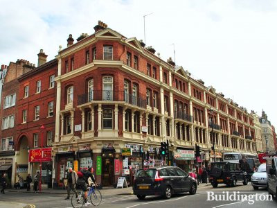 66-88 Shaftesbury Avenue