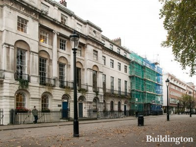 4 Fitzroy Square building in 2014