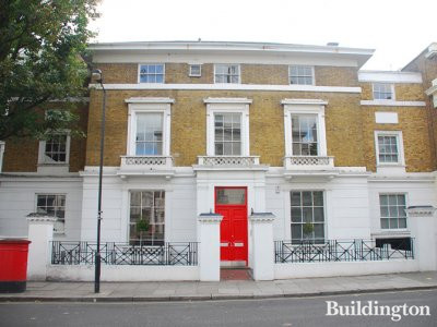 1 Craven Hill in Bayswater, London W2.